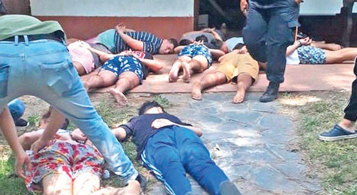 Verano salvaje: cerca de 200 heridos por robos y contiendas