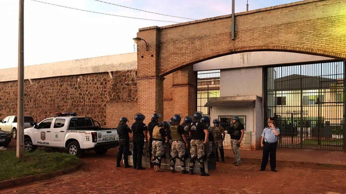 Alerta en la Triple Frontera y Bolivia por masivo fuga de presos en Paraguay y Brasil