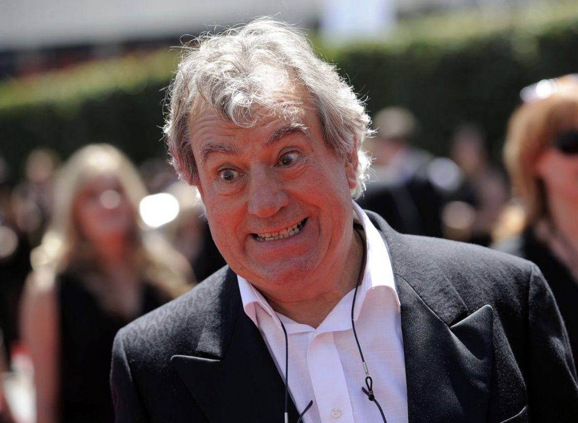 Murió Terry Jones, uno de los integrantes de los legendarios Monthy Python