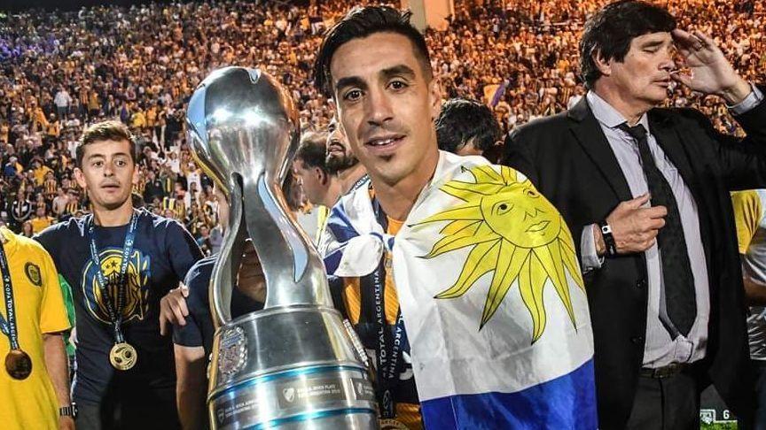 El mediocampista zurdo fue un hombre clave en el ascenso del Halcón a la elíte del fútbol argentino.