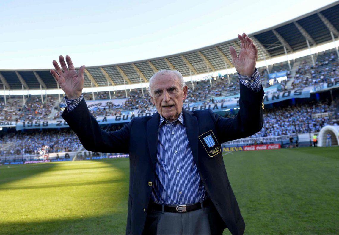 Murió Juan José Pizzuti, técnico del Racing campeón del Mundo de 1967