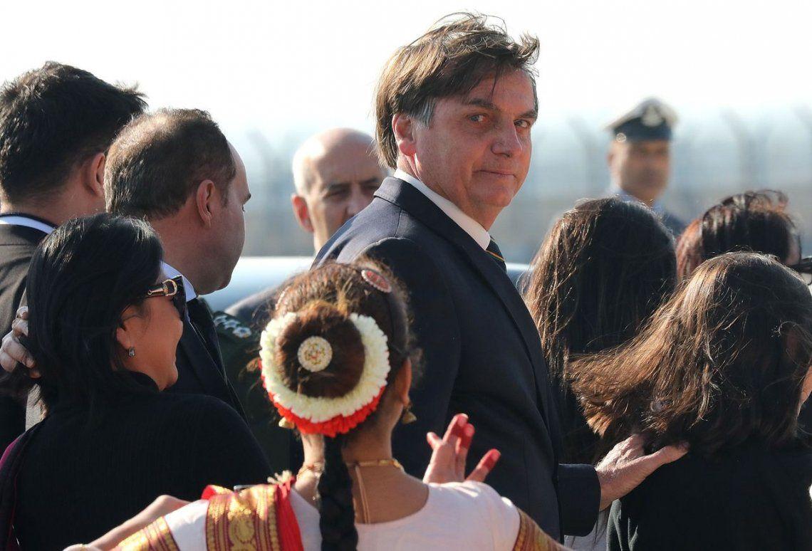 Bolsonaro pidió que no lo agredan: Trataron igual a Macri y volvieron los Kirchner