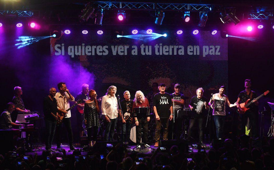 Las mejores fotos de El Marcapiel, el festival que celebra la obra de Luis Alberto Spinetta