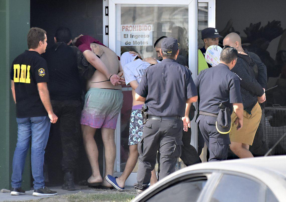 Crimen de Fernando Báez: identifican a 7 de los acusados en la rueda de reconocimiento