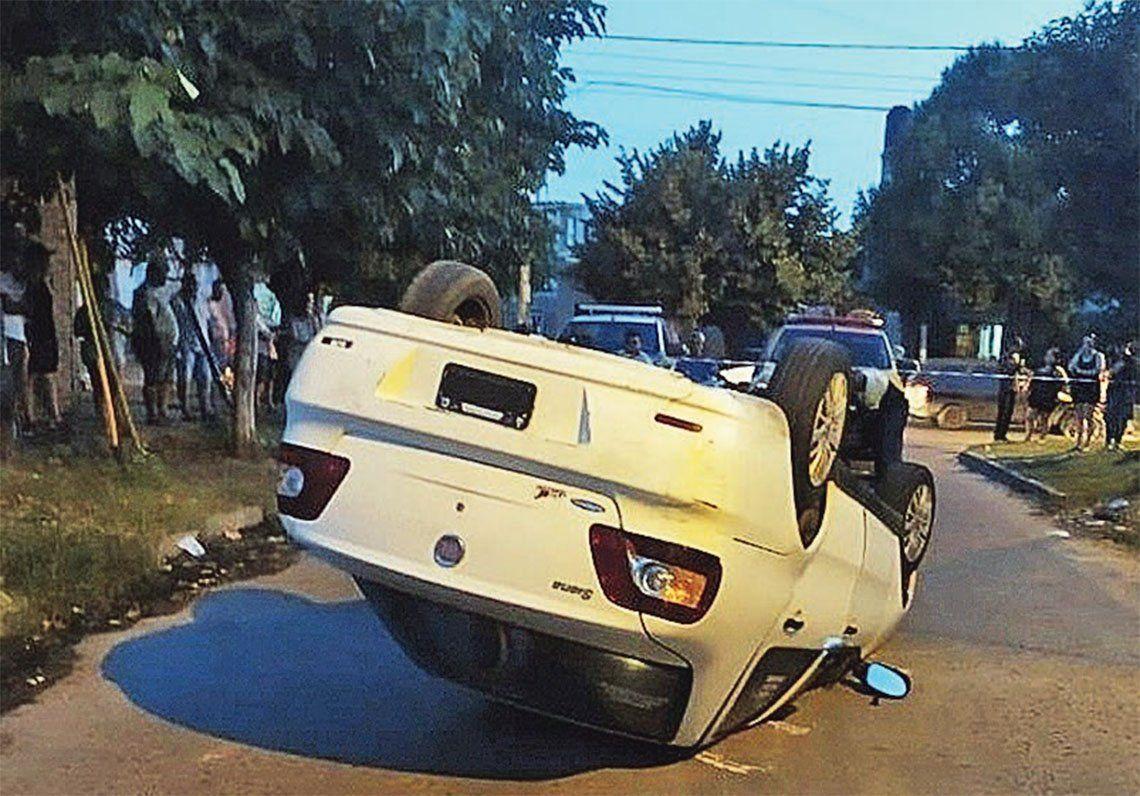 El conductor tenía 0.87 miligramos de alcohol en sangre.