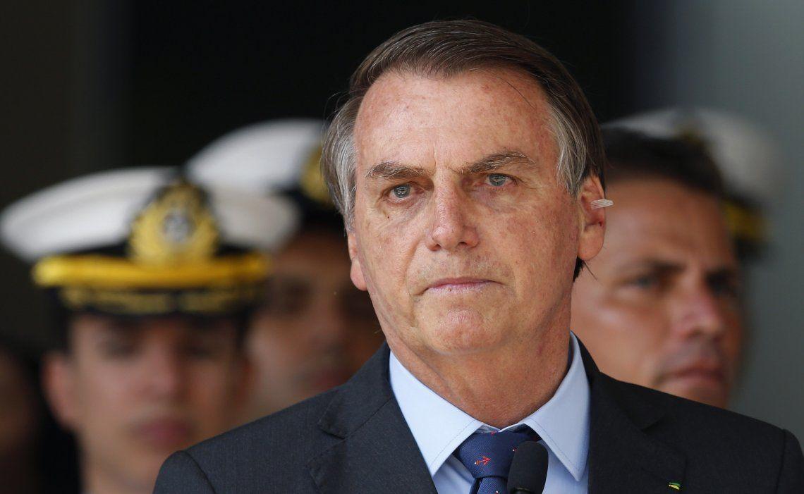 Lo que dijo Bolsonaro es típico de los nazis
