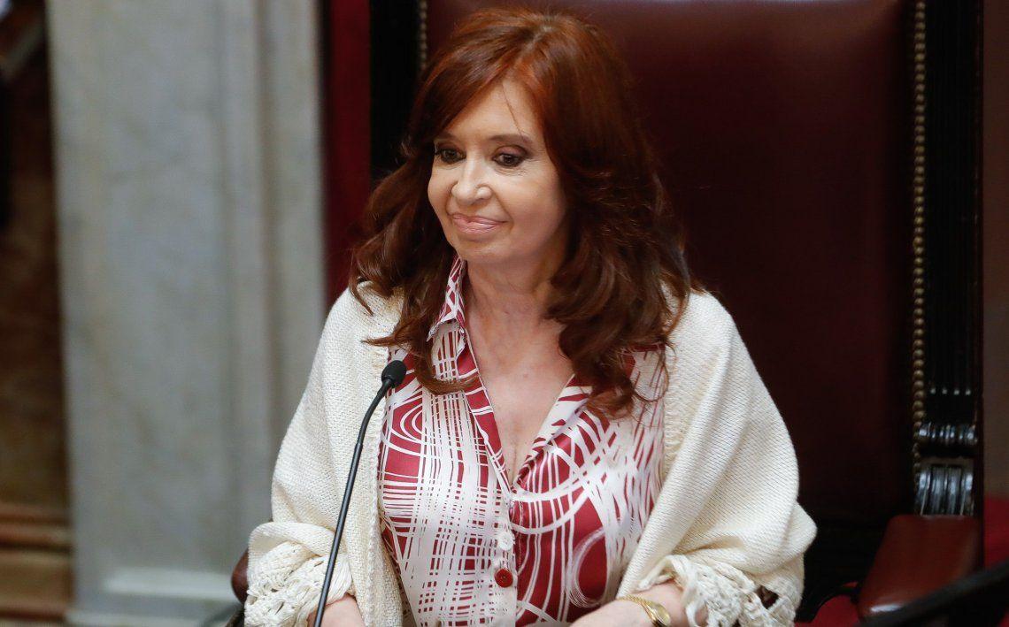 Causa de los Cuadernos: Casación anuló la prisión preventiva de Cristina Kirchner