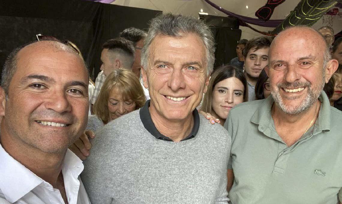 Volvió Macri: No nos van a llevar puestos como en 2001