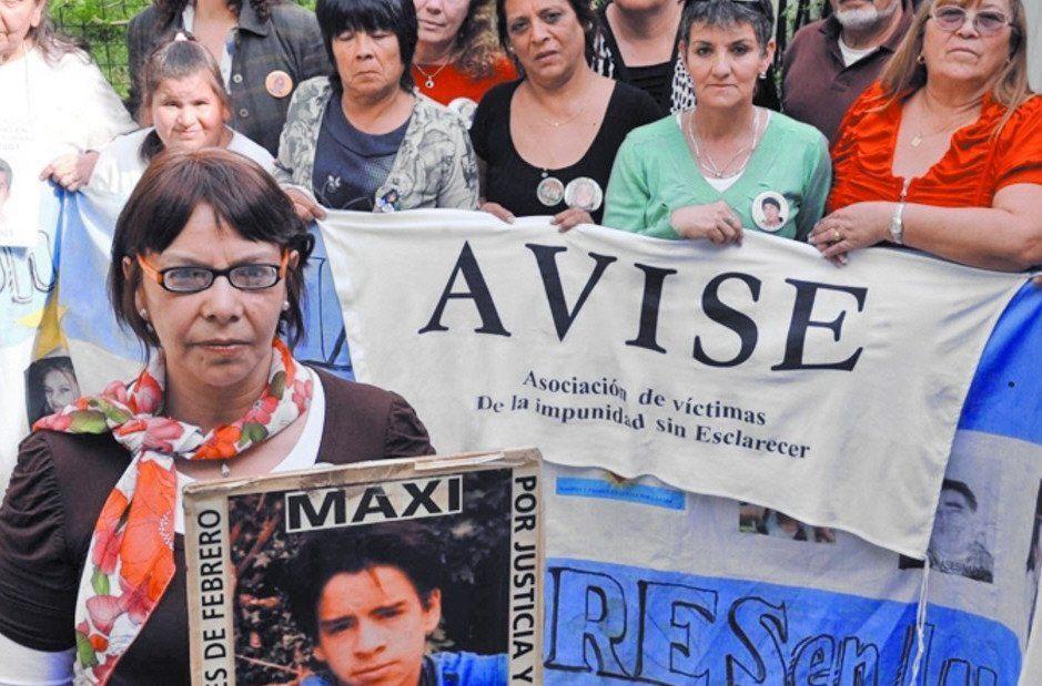 Rosa no bajó los brazos desde que mataron a su hijo. Su vida desde 1999 es buscar justicia y erradicar la impunidad.
