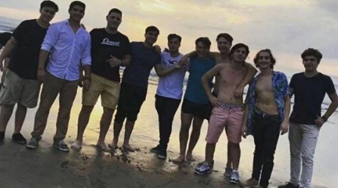 Crimen de Fernando Báez: liberaron a Juan Pedro Guarino y Alejo Milanesi