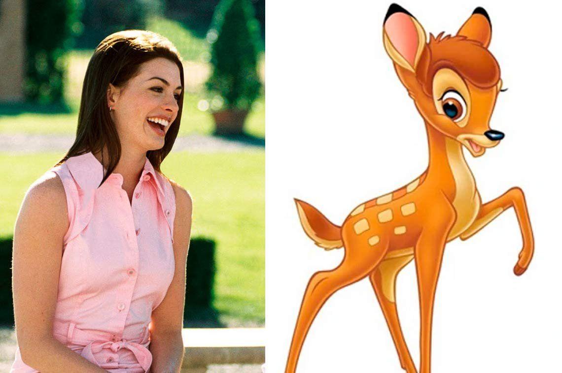 Disney revive otros dos clásicos: harán la remake de Bambi y Diario de la Princesa 3