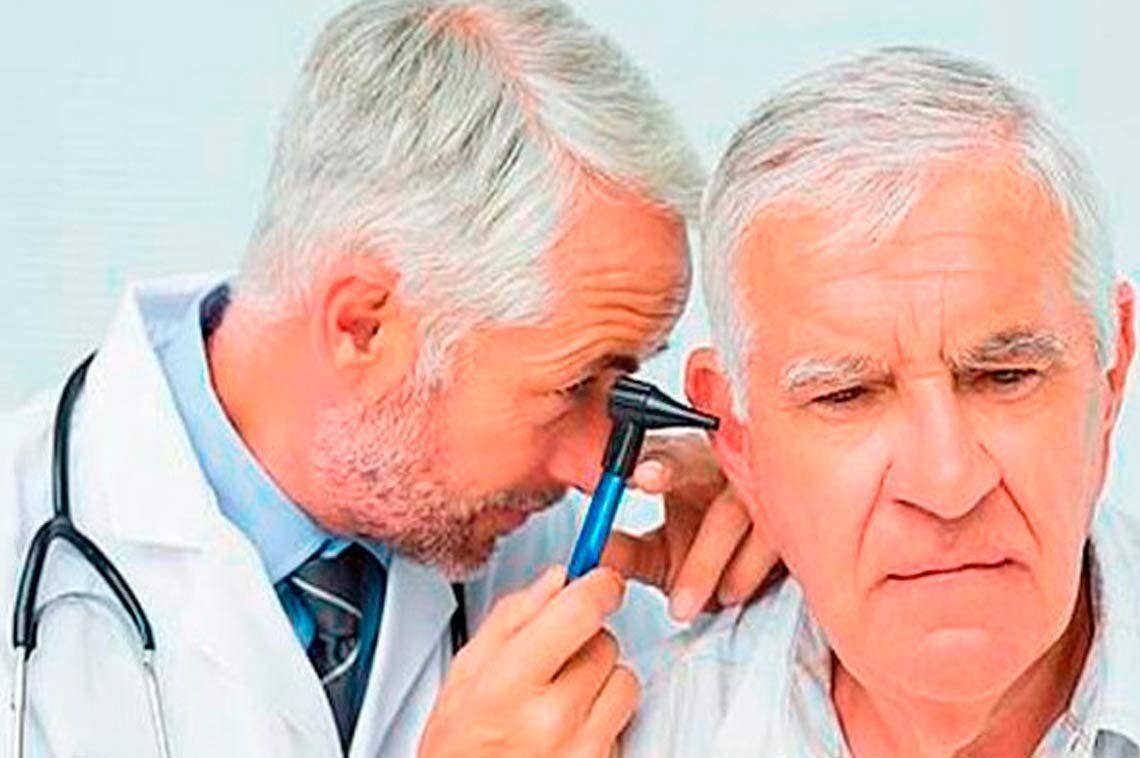 El apoyo a los adultos mayores con hipoacusia