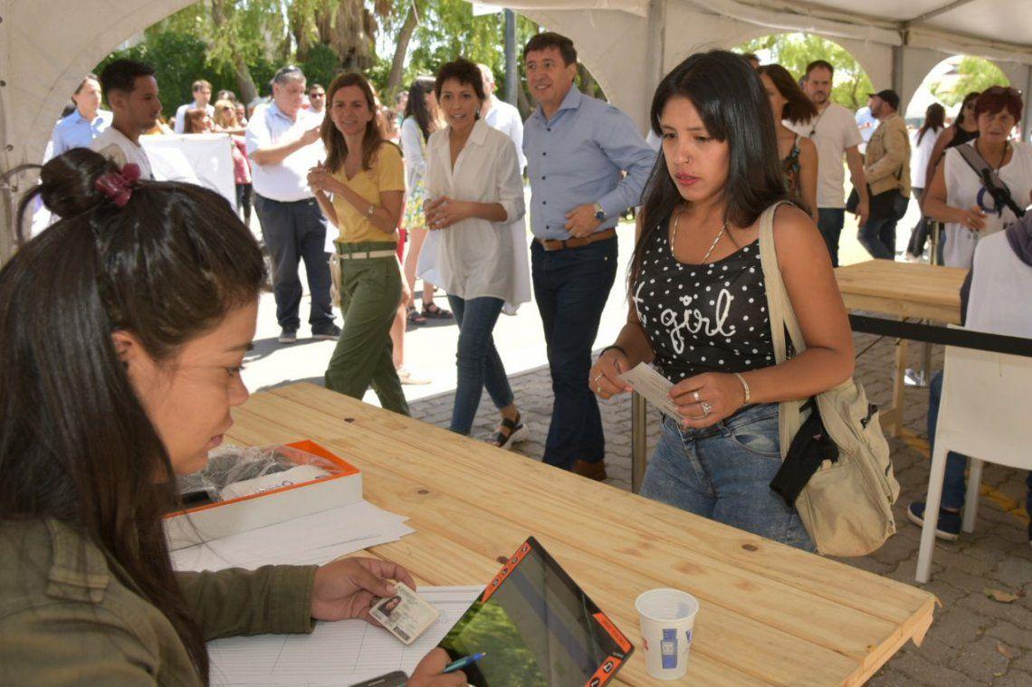 Calculan en 16 mil personas los beneficiarios en Quilmes.