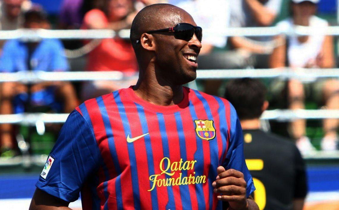 El emotivo homenaje del Barcelona a Kobe Bryant