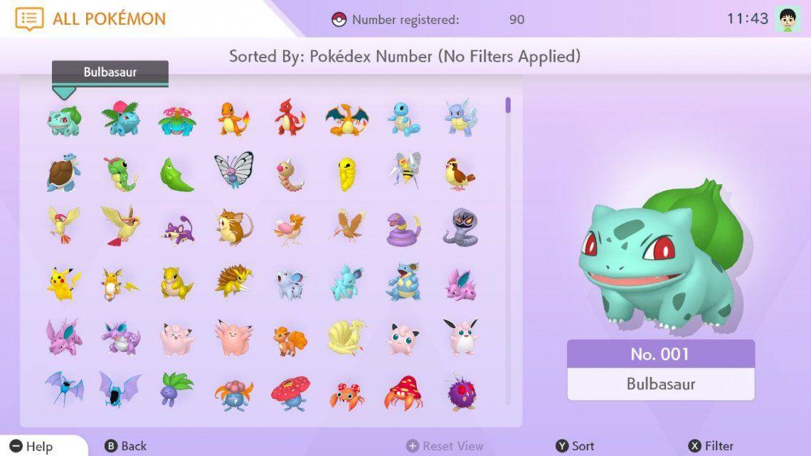 Cómo es Pokémon Home, el nuevo servicio que llega a iOS, Android y Nintendo Switch