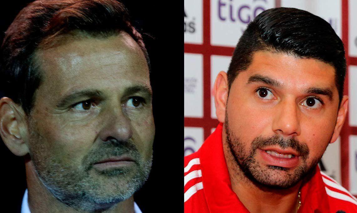 Rosario Central | Diego Cocca respondió a las ofensas de Ortigoza: Confunde el no ponerlo con ser mala persona