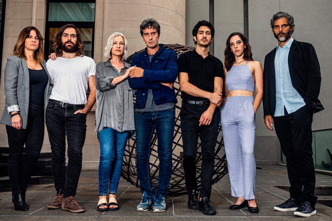 Comenzó la filmación de El Reino, la nueva serie argentina de Netflix