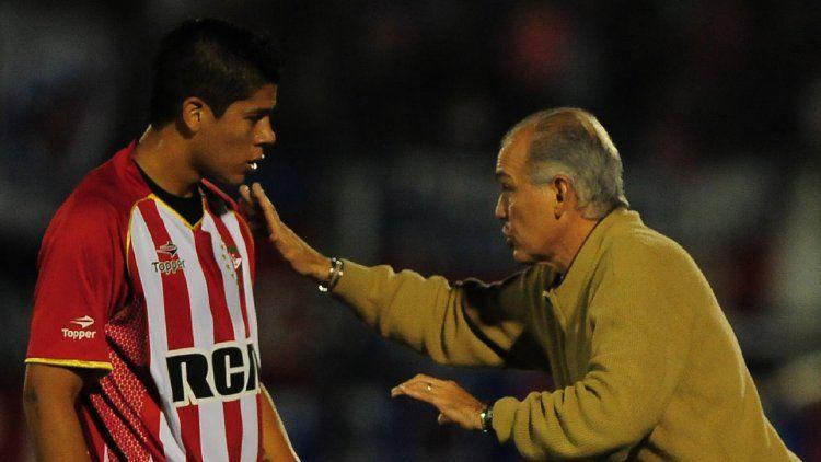 Marcos Rojo regresa a Estudiantes: lo confirmó su mamá