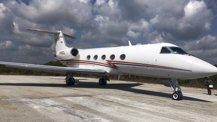Secuestraron una tonelada de cocaína en un avión que partió de Argentina