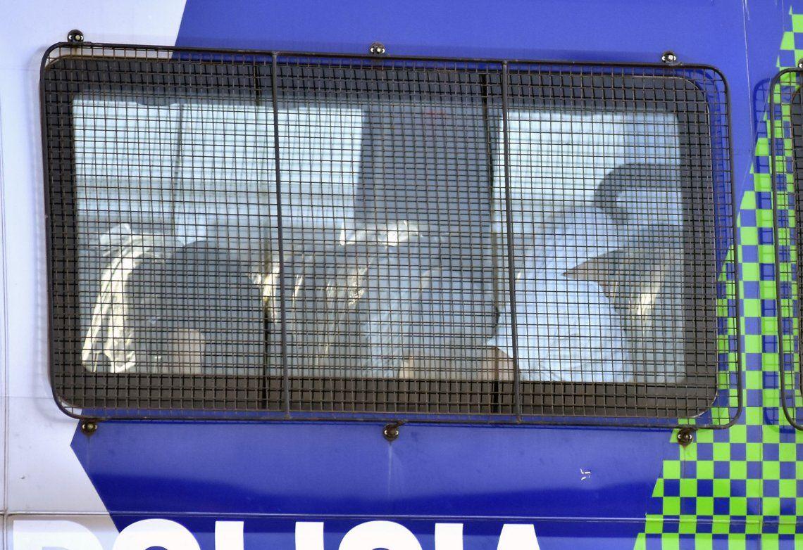 Todos los equipos de los detenidos fueron desbloqueados