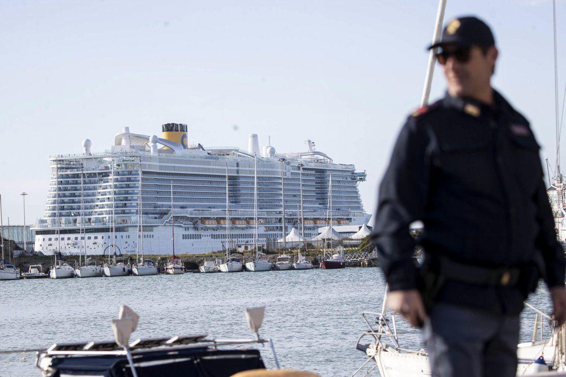 Coronavirus: Autorizan el desembarco a los pasajeros que habían estado varados en un crucero