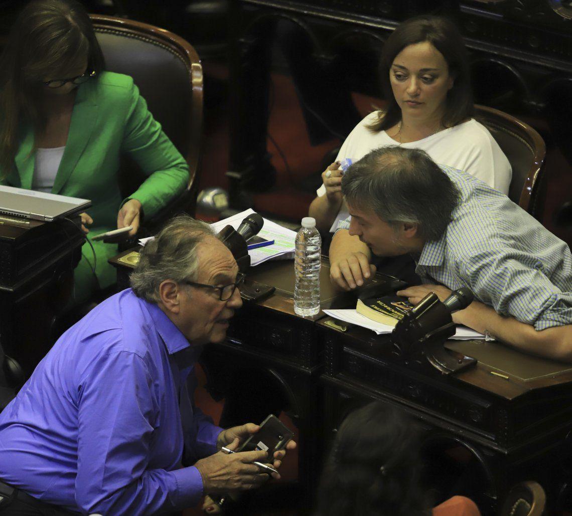 El proyecto sobre la deuda tuvo una amplia aprobación en Diputados.
