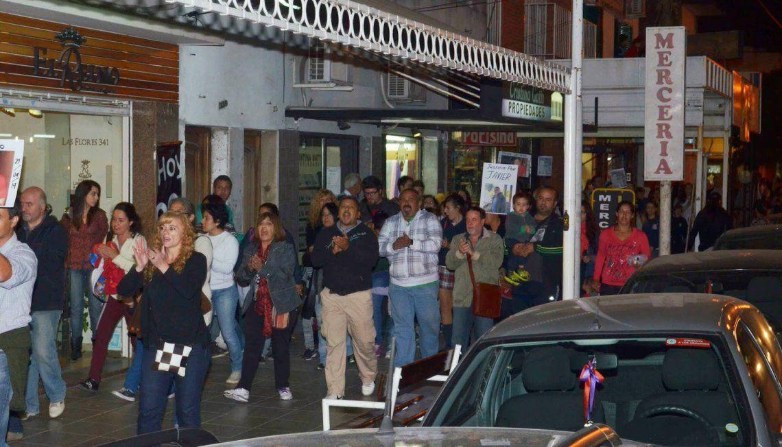 Vecinos de todos los barrios de Avellaneda no soportan más la ola delictiva.