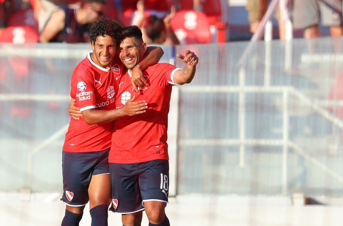 Ganó, gustó, y goleó: Independiente venció a Rosario Central por 5-0