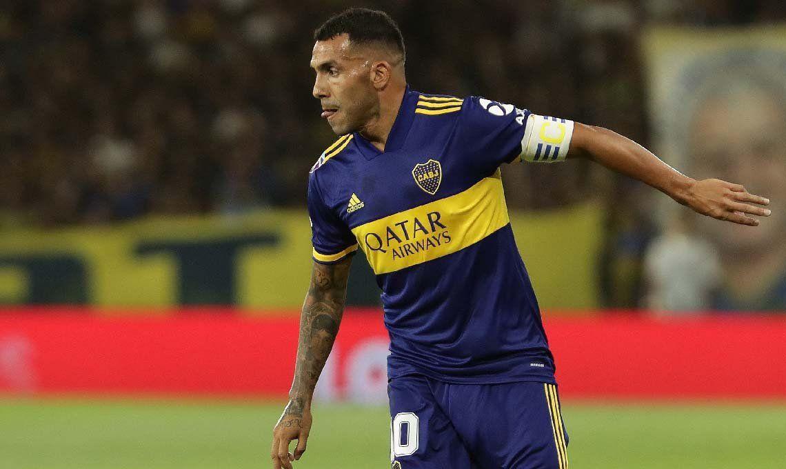 Tevez: Voy a seguir en Boca hasta diciembre y donaré todo mi contrato