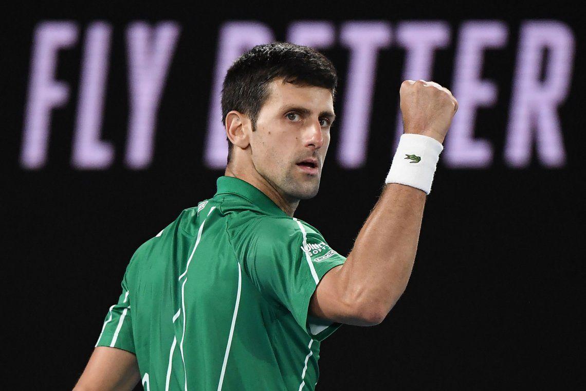 Novak Djokovic donó un millón de euros para combatir el coronavirus