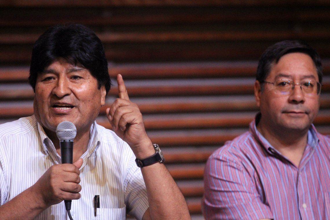 Bolivia: Morales denuncia que quieren proscribir su candidatura a diputado