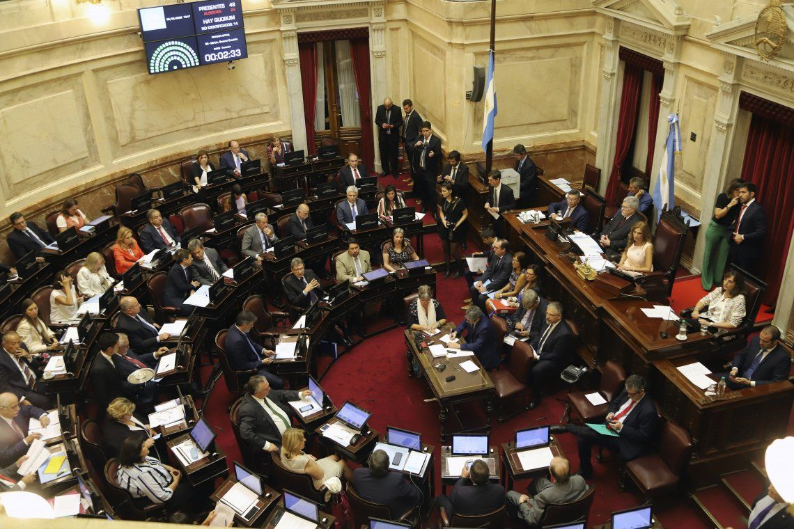 Deuda externa: el Senado debate el proyecto para la renegociación