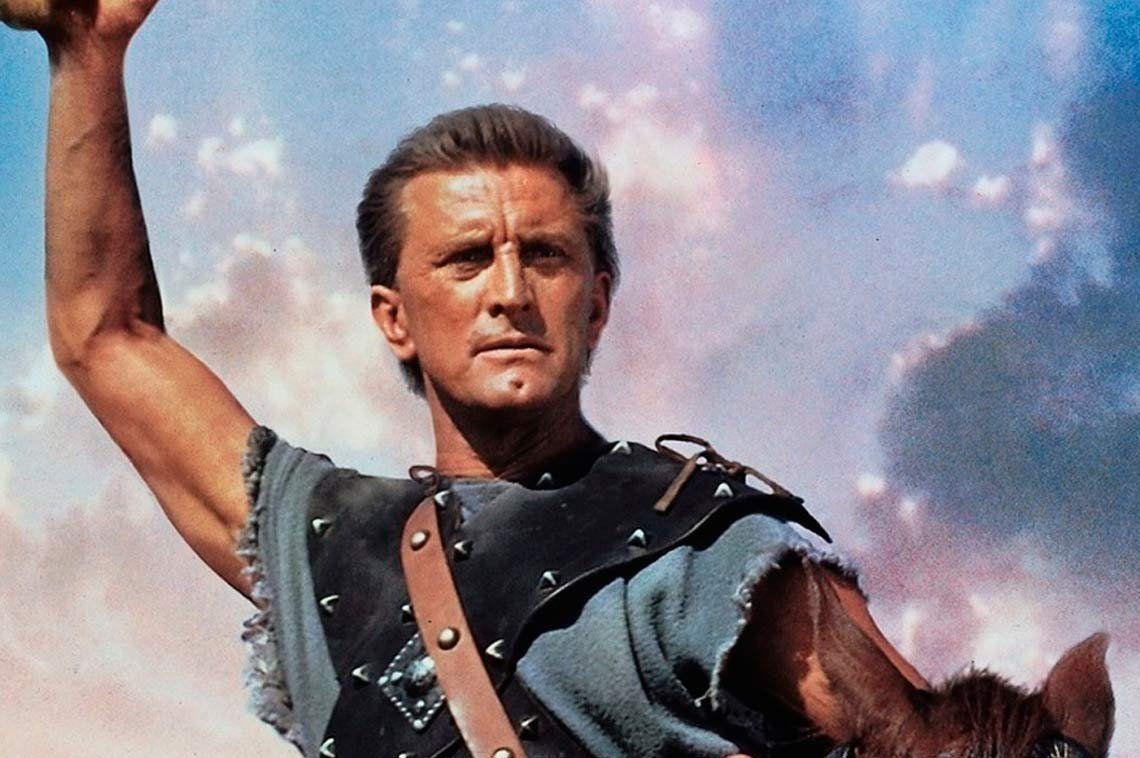 A los 103 años murió Kirk Douglas, la mayor leyenda de Hollywood