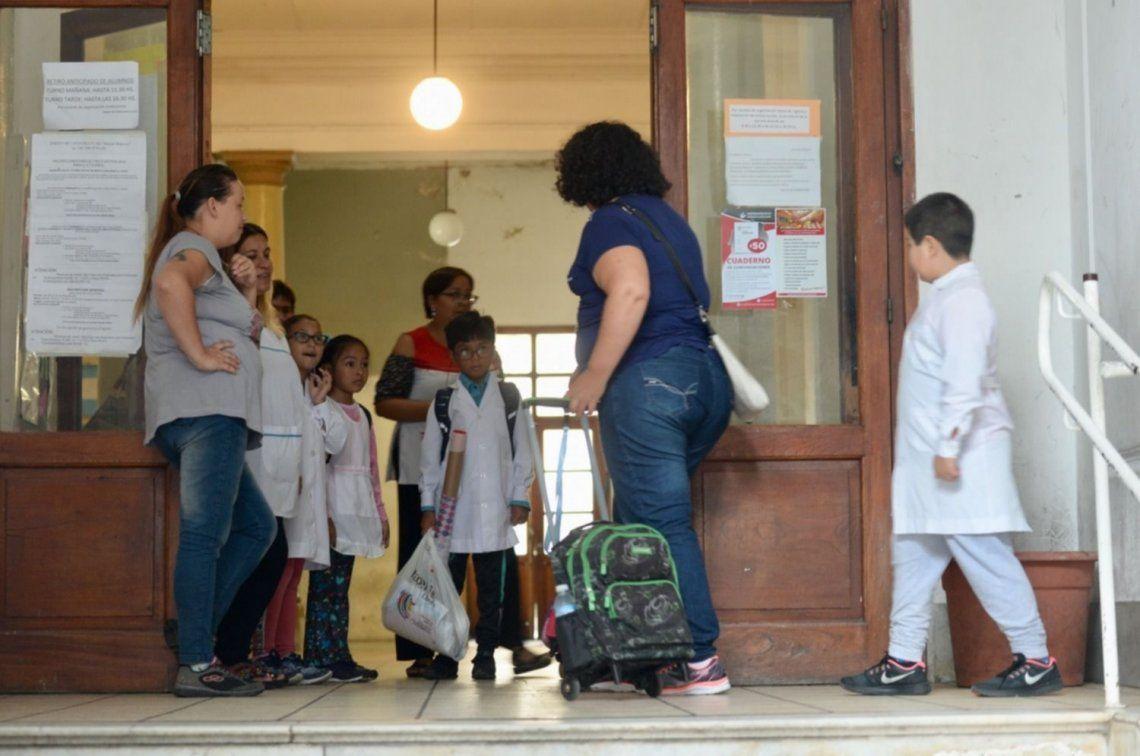 Ciclo lectivo 2020: las clases comenzarán el 2 de marzo en la provincia de Buenos Aires