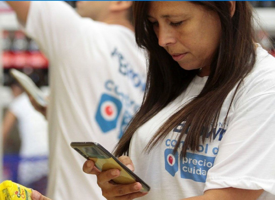 Almirante Brown: vigilan los Precios Cuidados en los supermercados