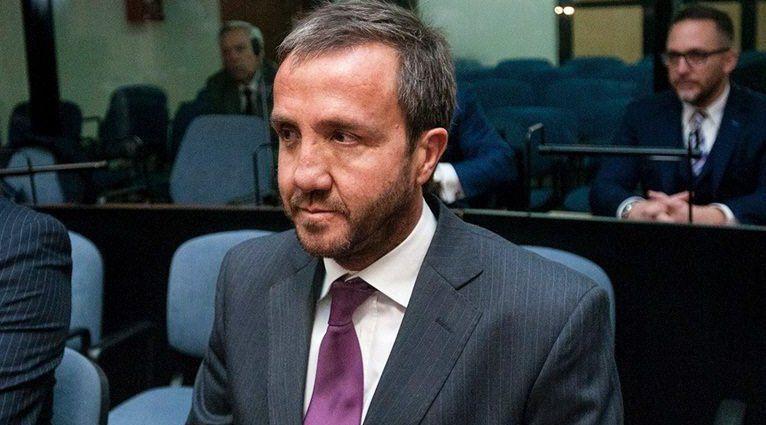 Alejandro Vandenbroele fue un arrepentido en la causa Ciccone.
