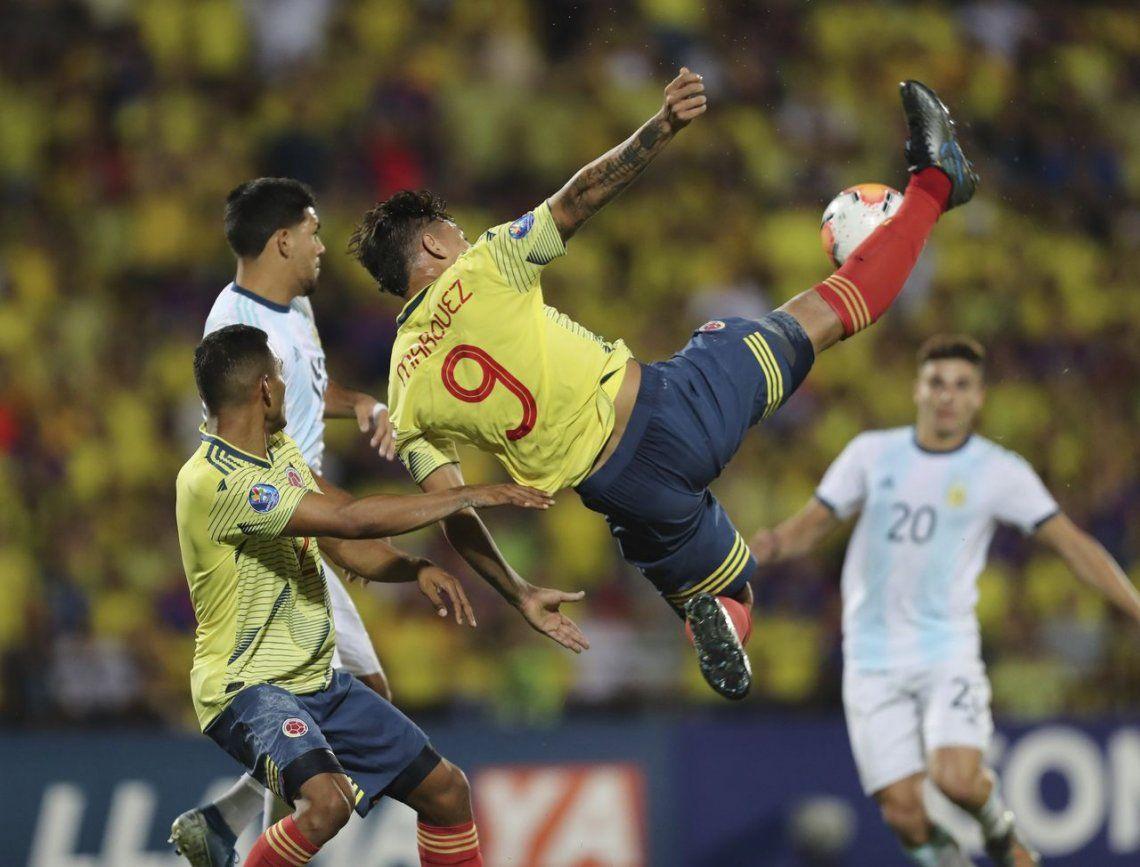 En fotos: la Selección Sub 23, campeona invicta del Preolímpico