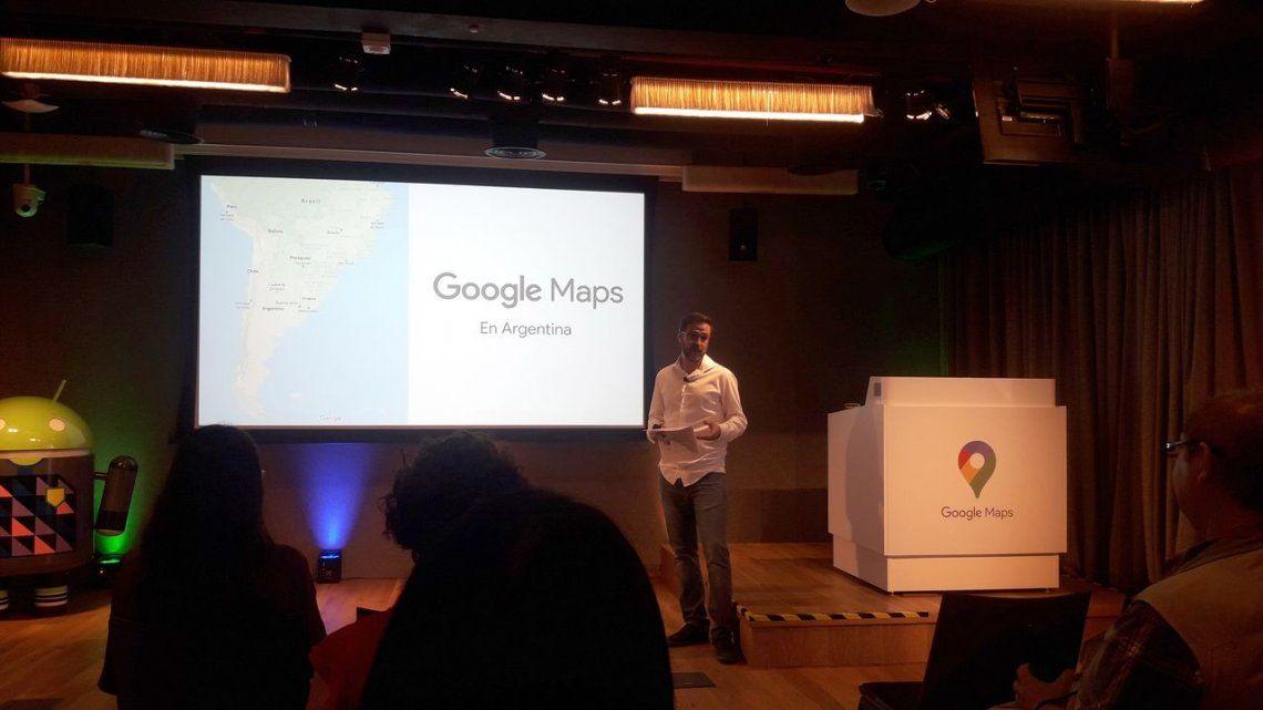 Google Maps trae novedades en sus 15 años