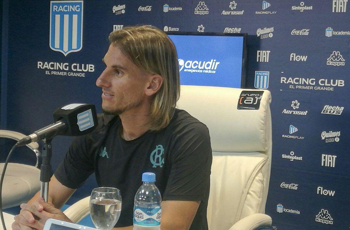 Beccacece quiere juntar a Lisandro y Cvitanich frente a Independiente: Pueden jugar juntos