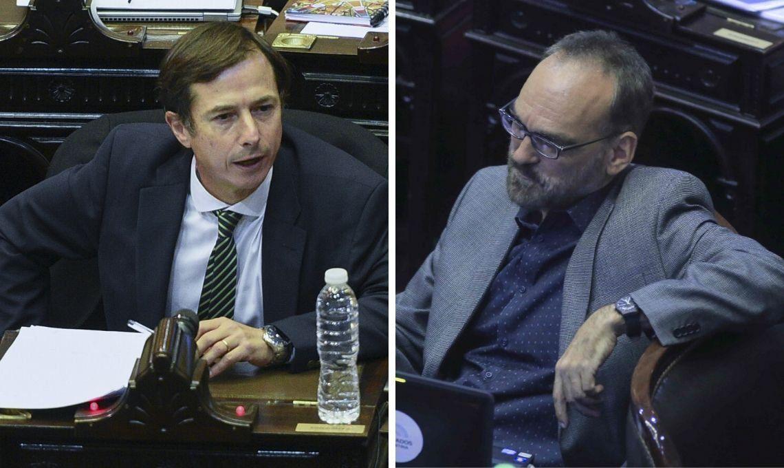 #Liporocotó y Gorilesias: Daniel Lipovetzky y Fernando Iglesias se cruzaron en Twitter por la cifra de 30.000 desaparecidos