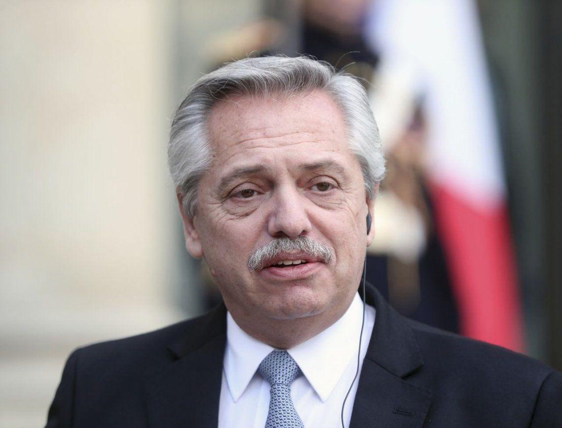 Alberto Fernández a Le Monde: Denme tiempo para reconstruir la economía