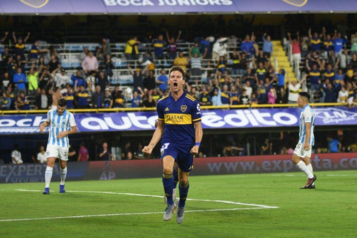 Líder con un partido más: Boca venció a Atlético Tucumán y le metió presión a River