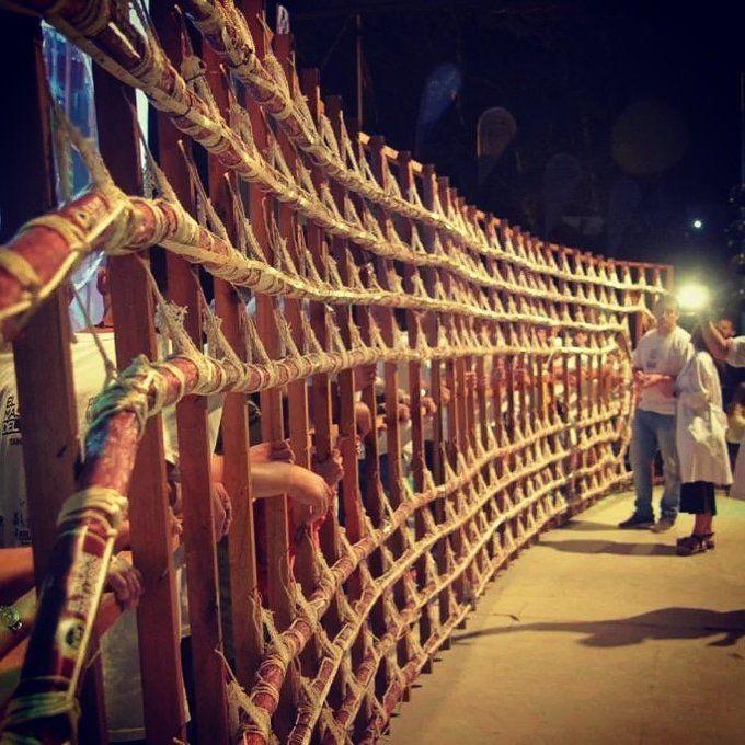 Tandil presentó el salame más largo del mundo: mide casi 100 metros