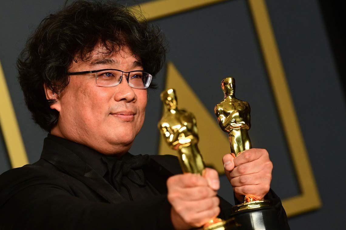 La coreana Parasite se llevó los dos premios Oscar a Mejor película: mirá el listado con todos los ganadores