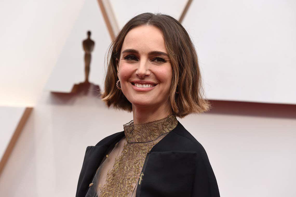 El homenaje de Natalie Portman a las no nominadas en los premios Oscar