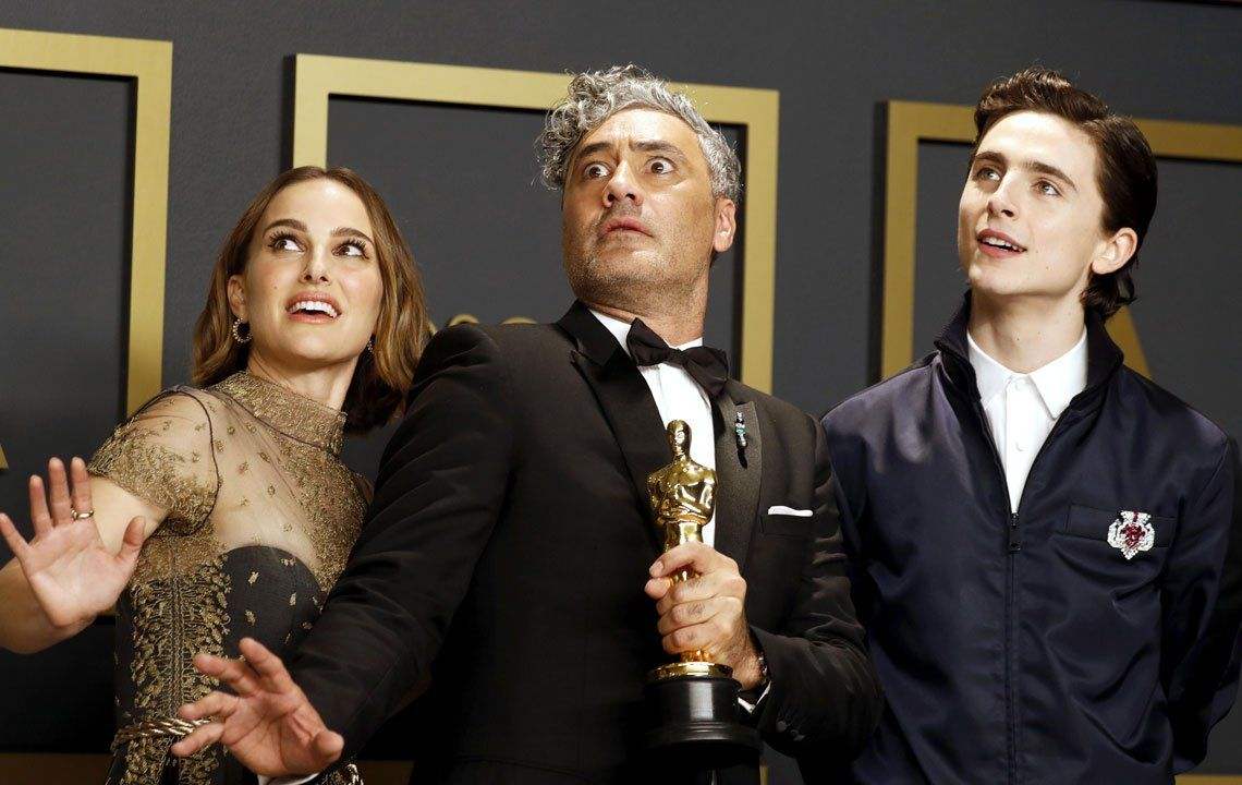 Las mejores fotos de los Premios Oscar
