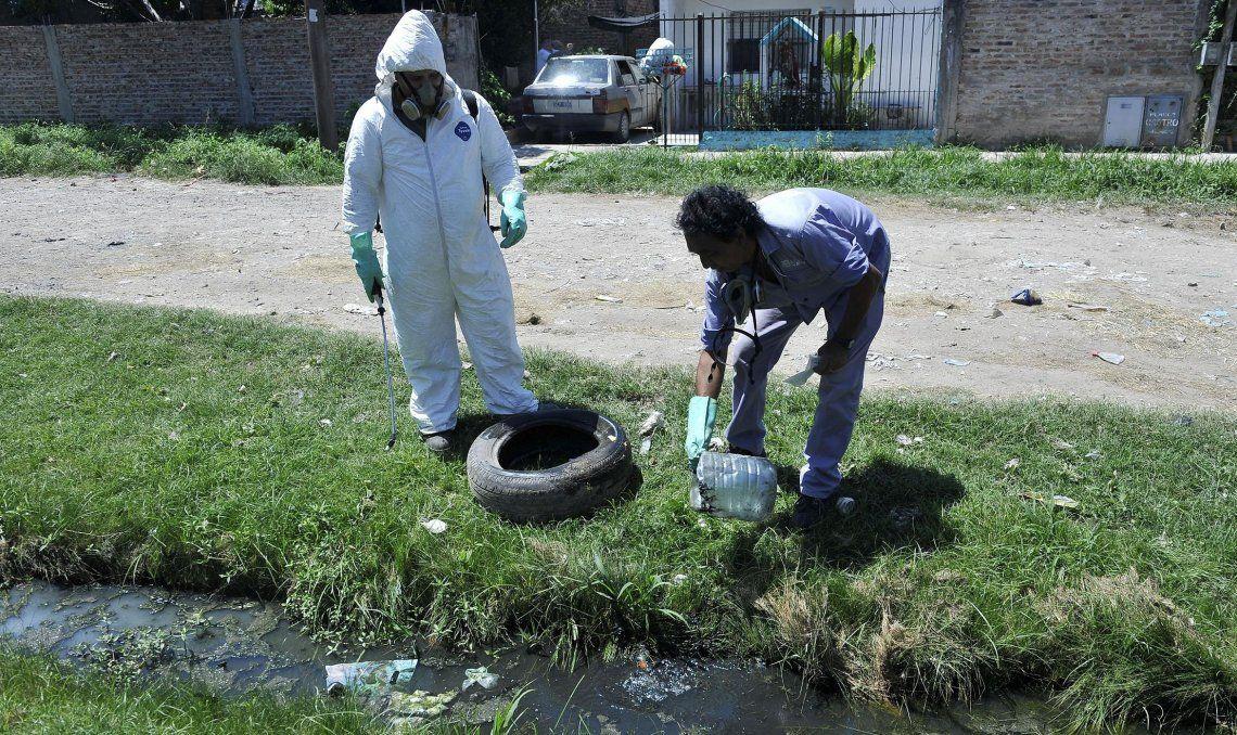 El protocolo establece la realización de distintas tareas de limpieza donde viven los afectados.