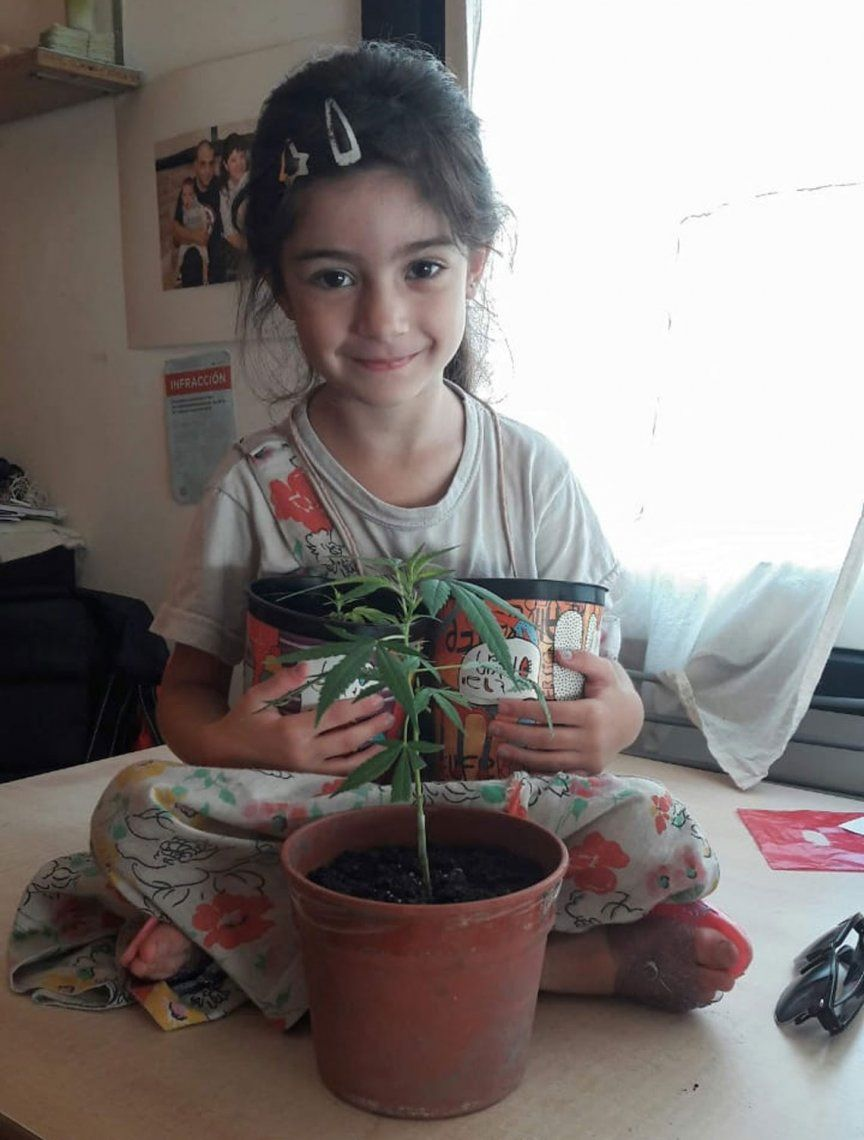 La ley 27.350 sin autocultivo no me sirve de nada, quiero cultivar tranquila para mi hija