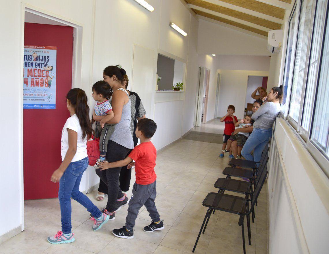 San Martín: El Municipio reabrió el Centro de Salud de Barrio Sarmiento