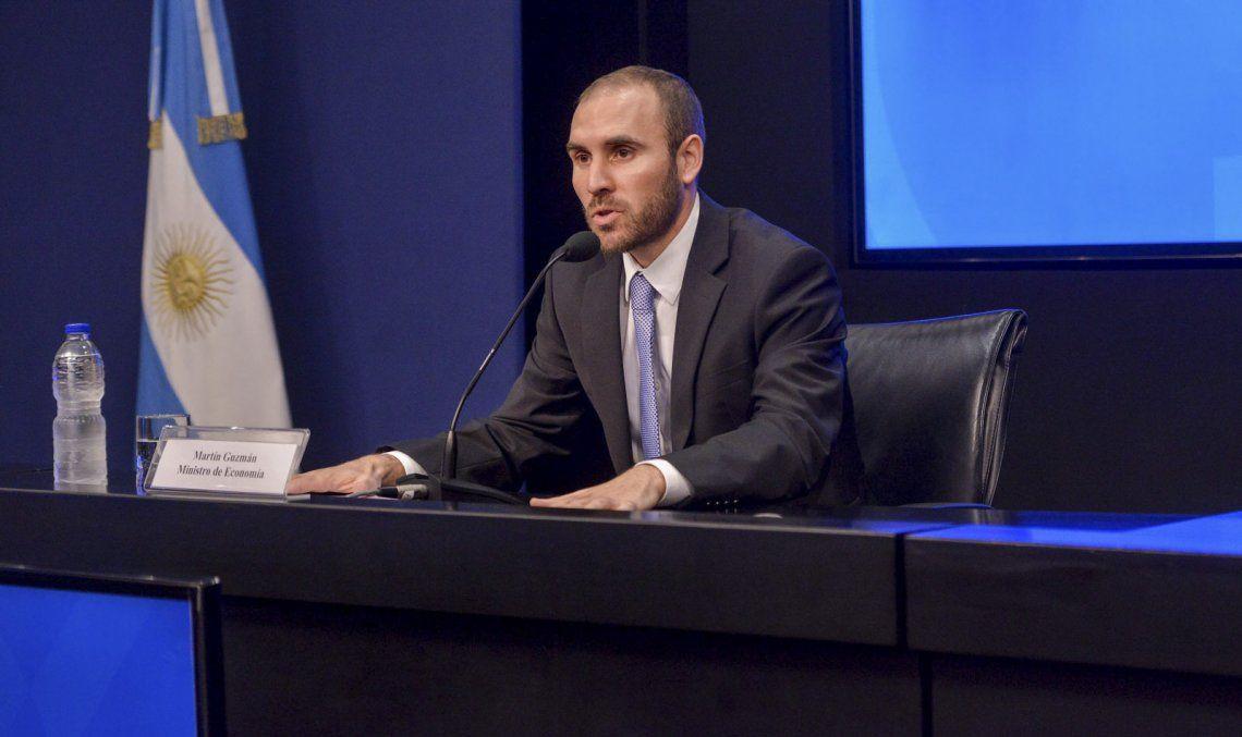 Guzmán: El FMI también es responsable de la crisis económica argentina